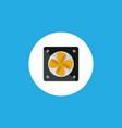fan icon sign symbol vector image vector image