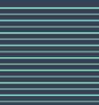 geometric striped lines seamless pattern dark vector image vector image