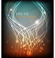 abstract lines design vector image