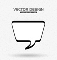 balloon icon de vector image vector image