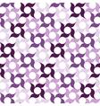 Geometric Pinwheel Pattern vector image vector image