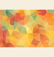 flat geometric triangle wallpaper vector image vector image