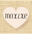 maxixe dance vector image vector image