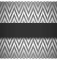 monochrome seamless pattern vector image