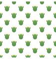 rucksack pattern seamless vector image vector image