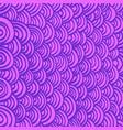 arcs handdrawn pattern-06 vector image vector image