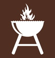 grill3 vector image vector image