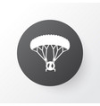 paraplane icon symbol premium quality isolated vector image