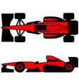 Champion car vector image vector image