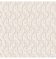 seamless gentle gray-brown floral pattern vector image vector image
