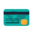 credit or debit card icon vector image vector image