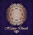 Decorative background for diwali 2109