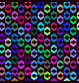 abstract geometric modern background vector image