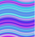Blue colored abstract wave background design vector image vector image