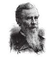 john lorimer worden vintage vector image vector image