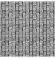 pattern of rough hatching grunge texture vector image vector image