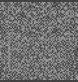 monochrome pixel background vector image