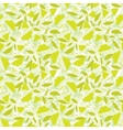 yellow butterfly seamless background vector image vector image