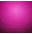 Abstract pink or purple paper background with vector image vector image