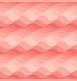 abstract wave pattern in carol orange color vector image vector image
