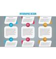 set on gray backdrop marketing strategy vector image