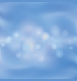 abstract blur air background blue sky wallaper vector image
