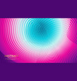 abstract flow lines background with elegant and vector image vector image
