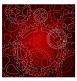gears for technology vector image vector image