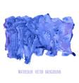 navy blue indigo marble watercolor texture vector image vector image