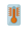 thermometer temperature measure icon vector image
