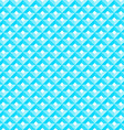Blue Diamond Pattern vector image