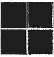dark frame set 02 vector image vector image