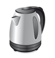 electric kettle vector image