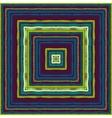 Seamless strip rectangle ethnic ornamental vector image