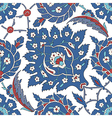 Traditional Arabic ornament seamless pattern vector image vector image