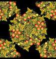 traditional russian seamless pattern vector image