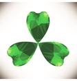 Green Clover Leaf vector image vector image