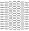 lattice graphic seamless pattern vector image