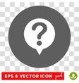 Status Round Eps Icon vector image