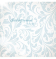 Pastel Floral Background vector image vector image