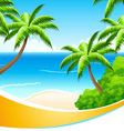 Background summer vacation vector | Price: 1 Credit (USD $1)