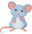 cute mice vector image vector image