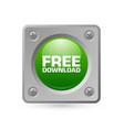 free download icon vector image vector image