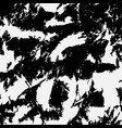 grunge black overlay distress texture vector image vector image