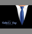 happy fathers day hero dad background vector image vector image