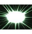 laser frame vector image