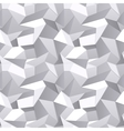 Seamless Crumpled paper abstract background vector image