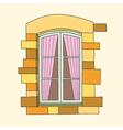 window color vector image vector image