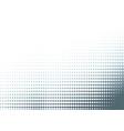 abstract dotted grey pattern circle halftone dots vector image