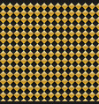 black and gold square seamless pattern modern vector image vector image